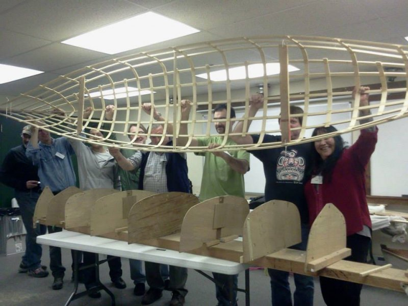boat off the mold