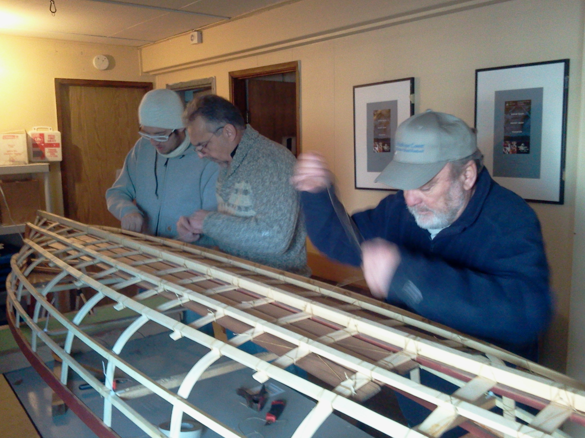 Boat Building Courses Vancouver