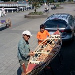 Individual Build Your Own Skin Boat Class - one person canoe/kayak