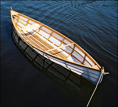 Canoe, Kayak & Rowboat Plans | Dreamcatcher Boats - Lightweight Canoes ...
