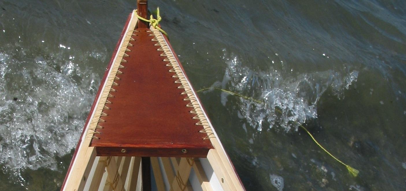 Instructional Boat Buildng Video & Canoe/Kayak Kits