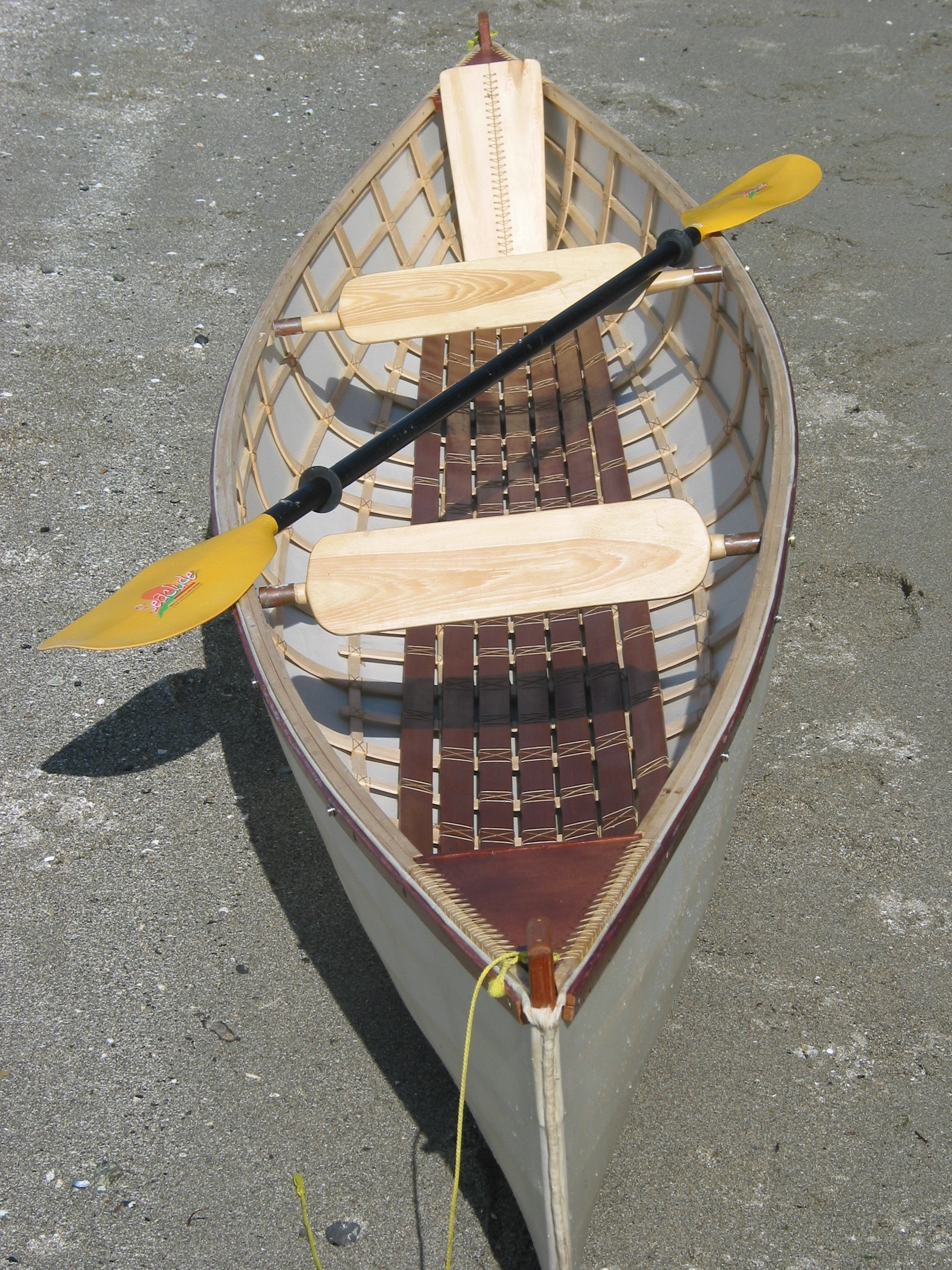 Skin on frame kayak plans - Get Started Building A 2 Man Canoe Open Kayak Right Away No Running From Store To Store To Buy Each Item This Two Person Boat Kit Contains Everything