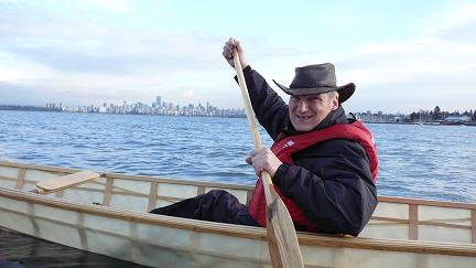 How to build a 2 man canoe | Mi Je