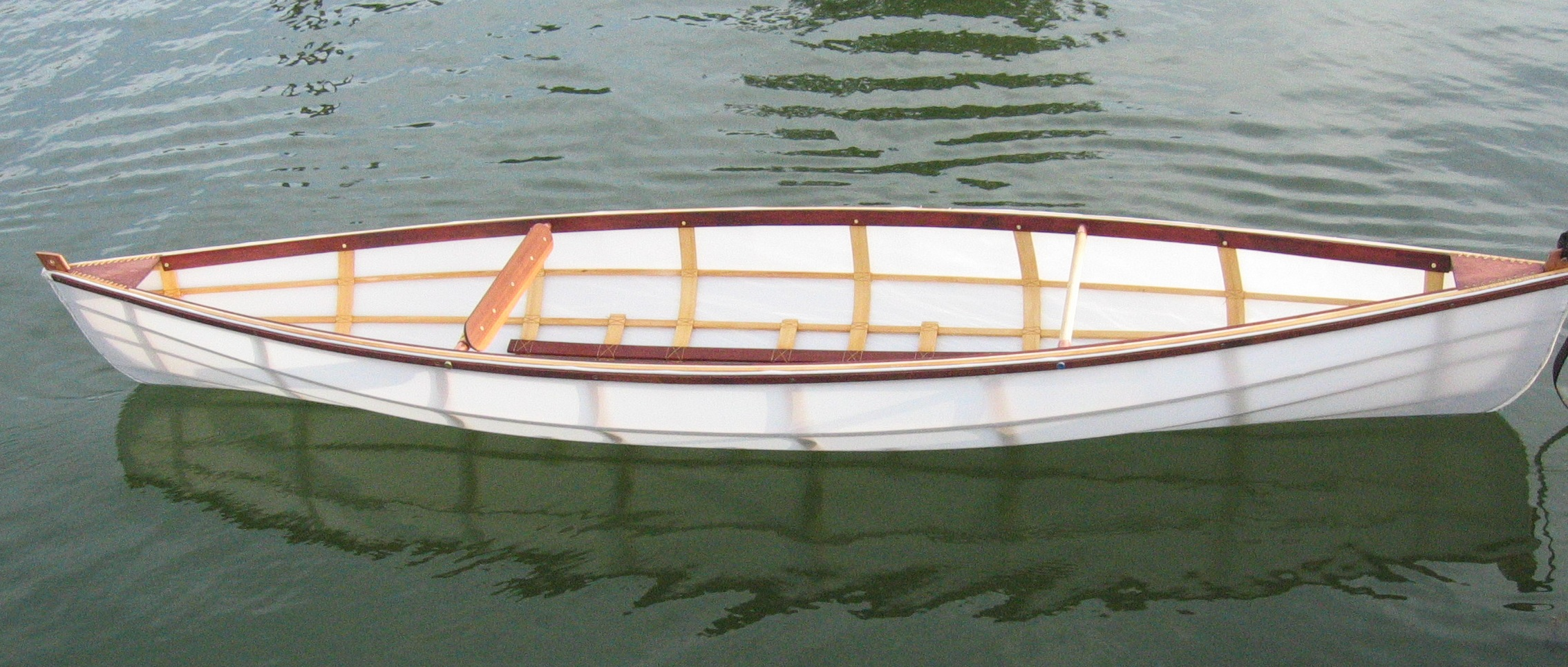 Yes Skin On Frame Kayaks Use Natural Products Waveschamp