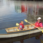 Two Person Canoe