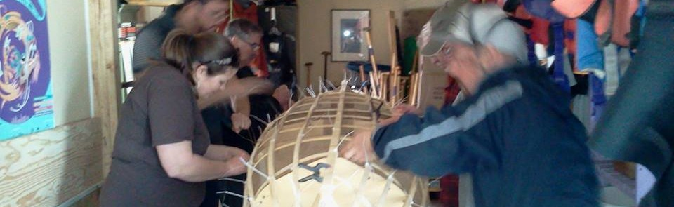 Build Your Own Ultralight Boat – Group Course