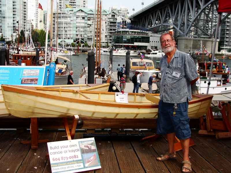 Wooden Boat Show 2014